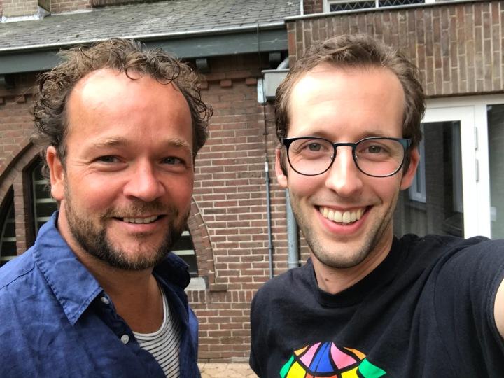 Zegert en Edwin