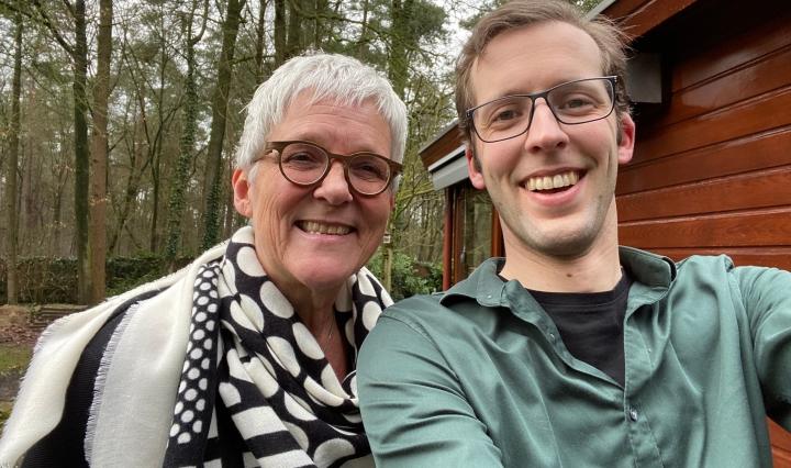 Nelleke Don en Zegert van der Linde
