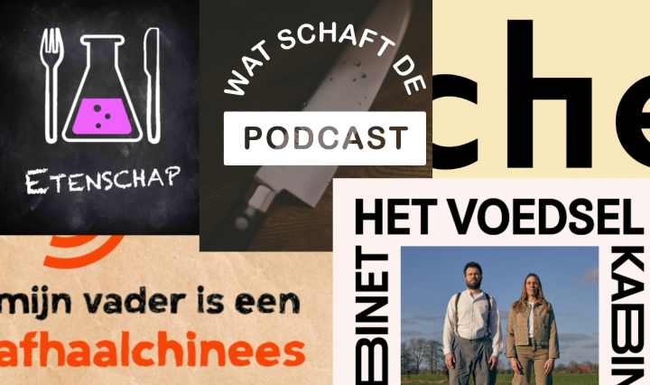 Nederlandstalige podcasts