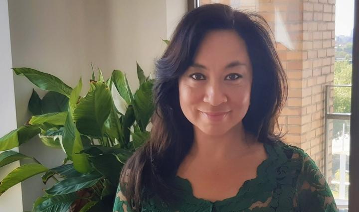 Maureen Tan, schrijfster van de Bijbel van de Indonesische Keuken