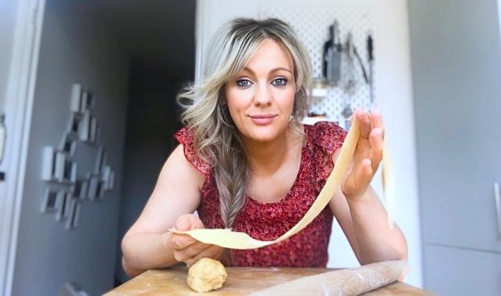 Sarah Puozzo, Master of Pasta