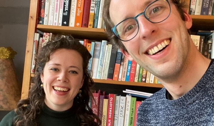 Charlotte Kleyn en Zegert van der Linde