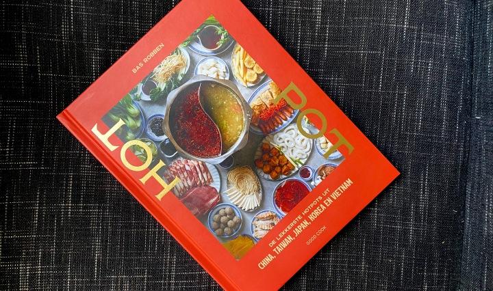 Het boek Hotpot van Bas Robben
