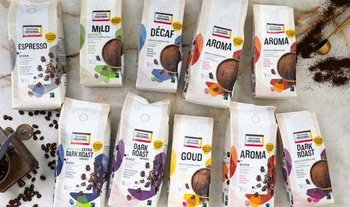 De 10 soorten koffie van Fairtrade Original