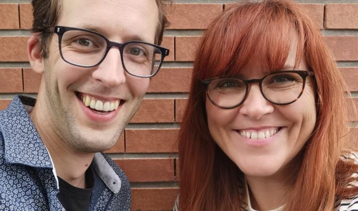 Susan Aretz en Zegert van der Linde